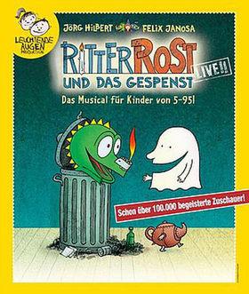 Bild: Ritter Rost und das Gespenst - Leuchtende Augen Produktion