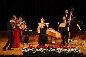 Bild: Barocke Virtuosität - (Doppel-)Konzerte mit Panflöte, Viola da Gamba, Violine und Barockorchester - Ein Feuerwerk virtuoser Spielfreude