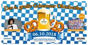 Bild: Das große Grimmaer Oktoberfest 2018