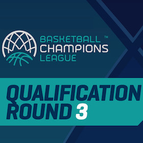 Bild: Qualifikationsspiel Basketball Champions League