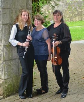 Bild: Korbacher Klezmer-Trio
