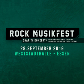 ROCK MUSIKFEST ESSEN CHARITY 2019 - mit Annisokay, Breathe Atlantis, The Royal, König Kobra uvm.