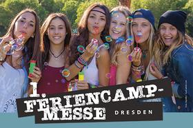 Bild: 1. Feriencamp Messe in Dresden - Das Event für Kinder- und Jugendreisen & Familienfreizeit
