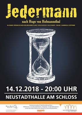 Bild: Jedermann - Hans-Sachs-Spielgruppe Langenzenn