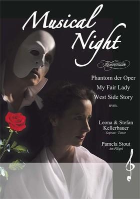 Bild: Musical Night - Weltberühmte Hits aus Musicals & Evergreens