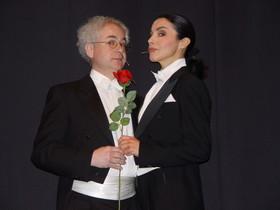 Tom & Chérie - Katrin Weber & Tom Pauls - Ein kabarettistisches Rendezvous