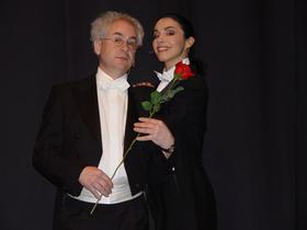 Bild: Tom & Chérie - Katrin Weber & Tom Pauls - Ein kabarettistisches Rendezvous