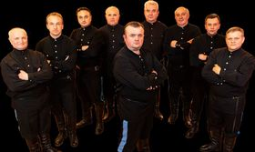 Bild: Ural Kosaken Chor