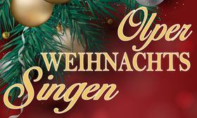 Bild: 1. Olper Weihnachtssingen                                              -Das Mitsingevent zur Weihnachtszeit