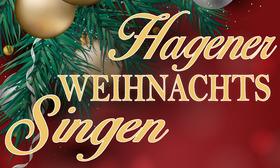 Bild: 1. Hagener Weihnachtssingen                                -Das Mitsingevent zur Weihnachtszeit