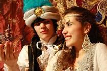 Aladdin und die Wunderlampe - Märchentheater für Jung & Alt ab 4 Jahre