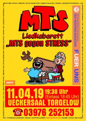 Bild: MTS gegen Stress -  Liederkabarett