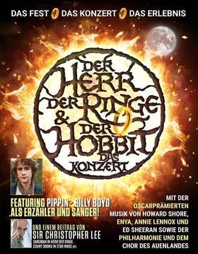 Bild: Der Herr der Ringe & Der Hobbit - Das Konzert!
