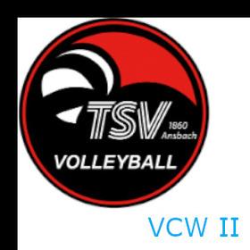 VC Wiesbaden II - TSV 1860 Ansbach