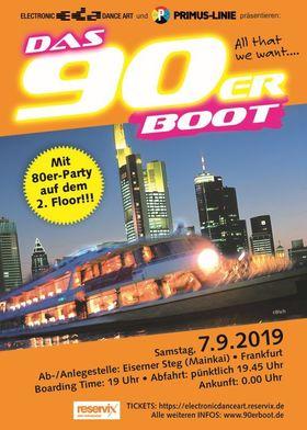 DAS 90erBOOT - Das 90erBoot VI im September 2019