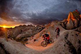 Bild: Mit dem Mountainbike um die Welt – The Spirit of Traveling - Live Film- und Bilderreportage von Tobias Woggon