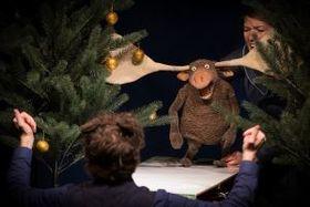Bild: Olaf, der Elch – Eine Weihnachtsgeschichte | 5+ - Theater Zitadelle, Berlin