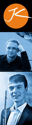 Bild: Duo Nathanaël Carré / Helge Aurich - Musikalische Vielfalt der französischen Moderne