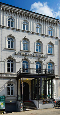 Bild: Dichter in Hamburg - Literaturhaus Hamburg