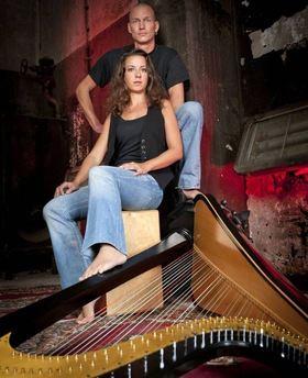 Bild: Jeanine Vahldiek Band - Frühlingskonzert mit Harfe und Wein