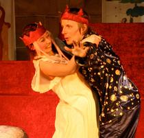 Bild: Die Prinzessin auf der Erbse - Theater im Palais Erfurt