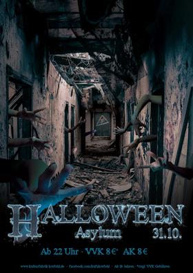 Halloween - Asylum