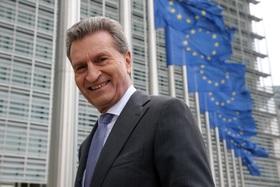 Bild: Sparkassen-Forum mit EU-Kommissar Günther Oettinger - Die Zukunft der EU - Herausforderungen und Chancen