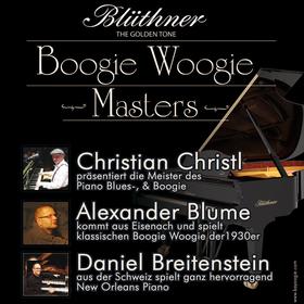 Bild: Blüthner Boogie Woogie Masters