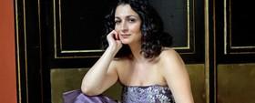 Bild: Bad Saarower Klavierkonzerte - mit der Pianistin Margarita Oganesjan (München),