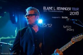 Bild: BLAINE L. REININGER + support SUIR - The Blue Sleep Tour 2018