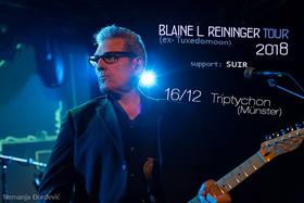 Bild: BLAINE L. REININGER + support SUIR - The Blue Sleep Tour 2018