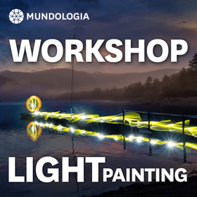 Bild: MUNDOLOGIA-Workshop: Lightpainting in der Natur