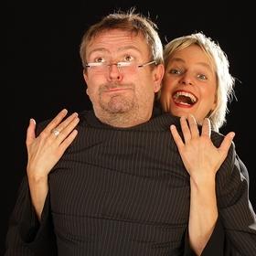Bild: Hasch mich unterm Tannenboom - Kabarett im Kino mit Ellen Schaller und Gerd Ulbricht