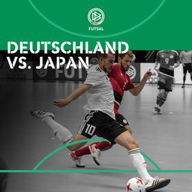 Bild: Deutschland - Japan