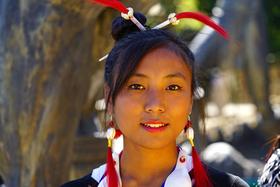 Bild: Abenteuer Fernweh: Indien - Stammeskulturen Nordostindiens (Vortrag)