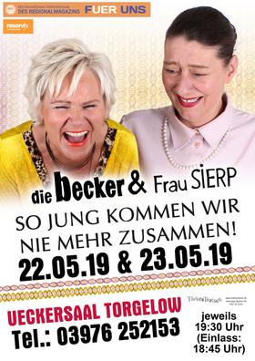 Bild: Die Becker und Frau Sierp