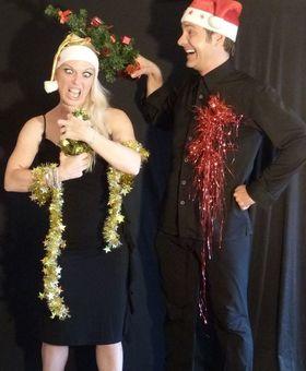 """Bild: Kapp & Ko  """"Tatort Küche - das Weihnachts-Special"""