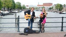 Bild: Marijke & Michiel Wiesenekker - Amsterdams Gitaar en Mandoline Duo
