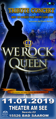 Bild: We Rock Queen - Tributeshow