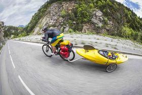 Bild: Bike2Boat - Kayaking extreme