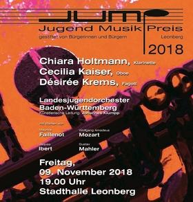 Bild: JUMP Jugend Musik Preis Leonberg 2018 - Preisträgerkonzert mit dem Landesjugendorchester Baden-Württemberg