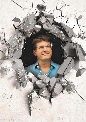 Bild: Nils Heinrich - ...probt den Aufstand!