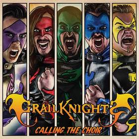Grailknights - Superhero-Metal