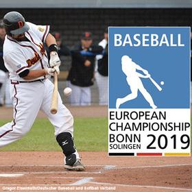 Baseball Europameisterschaft Dauerkarte 2019