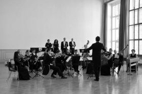 Bild: Göttinger Komponisten und Kantaten - Carl Friedrich Rudorff - Festkonzert