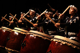 Bild: KOKUBU - The Drums of Japan - The Sound of Spirit