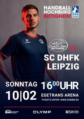 Bild: SG BBM Bietigheim vs. SC DHfK Leipzig