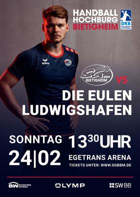 Bild: SG BBM Bietigheim vs. Die Eulen Ludwigshafen