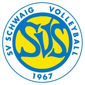 Bild: SV Schwaig - Blue Volleys Gotha