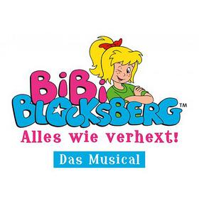 """Bibi Blocksberg - """"Alles wie verhext!"""" – Das Musical"""